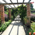 Entry to the Walled Kitchen Gardens