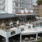Bar / terrace