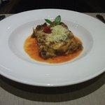 Lasagne bolognese (Restaurant italien)