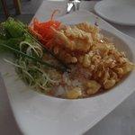 Shrimp Tempura #69 on the menu