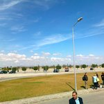 Enfidha Airport - lovely and sunny the day we arrived