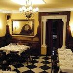 Salon restaurante Traviatta