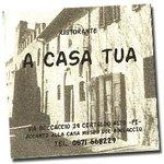 Biglietto da Visita Ristorante A Casa Tua Certaldo