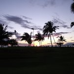 Sunset at the Maui Sunset