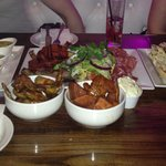 Tapas and platters - delicious!