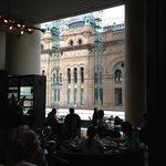 QVB from Restaurant