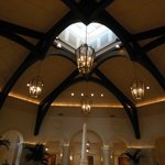 Dome in Lobby