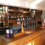 The Bar,Premier Inn Bagshot/Cricketers.