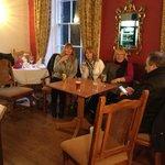 The Bar/ Dinning room