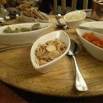 Accompagnement du poulet au curry, il y a du choix !