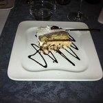 gâteau crémeux goût kinder
