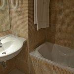 Salle de bain nikel