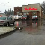 Tim Hortons On Brandt