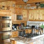 Darlene's magnificent kitchen