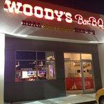 Woody's Exterior