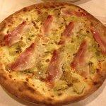 Pizza Soia Primavera