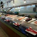 Sushi @ No.1 Buffet