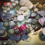Quelques fromages (chèvre)