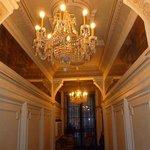 Hall d'entrée magnifique