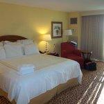 Room 1107 - King Bedded Room