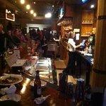 busy speakeasy style bar