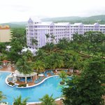Riu Ocho Rios - view from our room