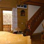 porte fenetre vers petit balcon