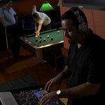 Live DJs!