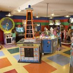 Arcade for the kiddies!