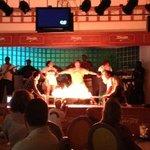 Fire show....FIYAH!
