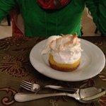 Lemon meringue pie (Umm!)
