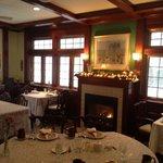Dining room at Isaiah Jones