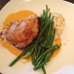 my delicious Parmesan crusted chicken - amazing!