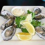Tasty Tassie oysters