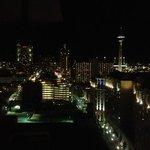 view from my room at drury plaza San Antonio.
