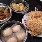 dim sum at Tropical Chinese