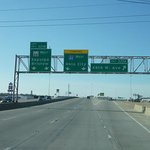 Exit going West on I-44