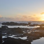 Sunrise at Kapaa Lookout!