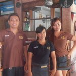 Staff at Wayan's