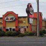 Foto de A&W Restaurant