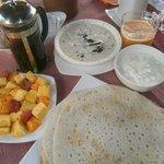 breakfast - Dosais