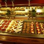 Grand choix de pâtisseries