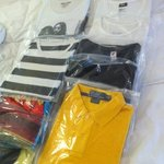 laundry service! repackaged my clothes