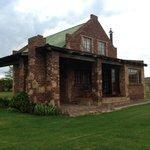 Jock's Cottage front entrance
