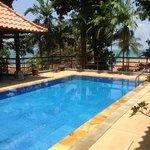 Villa Pool (3 Bedroom)