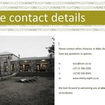 The Contact Details