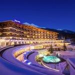 Aussenansicht - Dorint Alpin Resort Seefeld / Tirol