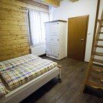 Loznice 5luzkovy apartman, sypialnia 5cio osobowy apartament