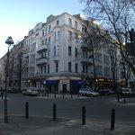улица где расположен отель
