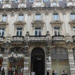 Palazzo in Rue de la République